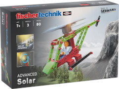 fischertechnik ADVANCED Solar Rotor