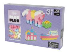 Plus-Plus - 3in1 Pastel 480 pcs