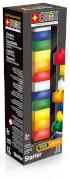 LIGHT STAX - Bausteine-Starterset, 12 Stück, inkl. USB Power Base, ab 4 Jahre