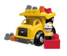 Mattel Mega Bloks CarsT Kipplaster