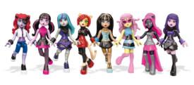 Mattel Mega Bloks Monster High Ghouls Skullec