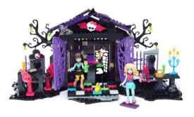 Mattel Mega Bloks Monster High Friedhofstreff