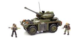 Mattel Mega Bloks Call Of Duty - APC Invasion