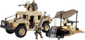 Mattel Mega Bloks Call Of Duty - Light Armor Firebase