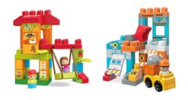 Mattel Mega Bloks SPIN N PLAY