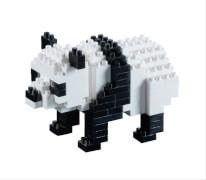 200.110 BRIXIES Panda Bär (stehend)