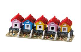 200.141 BRIXIES Strandhäuser