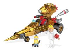 Mattel Mega Construx Ich 3 Dru's Transforming