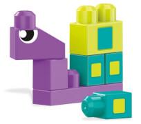 Mattel Mega Bloks Thementasche Tierformen