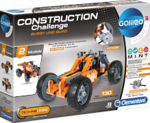 Clementoni Galileo Technologic - Buggy & Quad