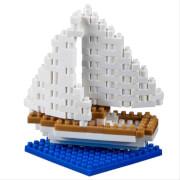220.027 BRIXIES Postkarte Segelschiff
