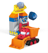 Mattel Construx Bob der Baumeister - Buddels Steinverladestation