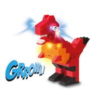 STAX HYBRID ANIMALS - Growling Dino
