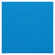 STACKABLE Baseplate (25x25 cm) blue