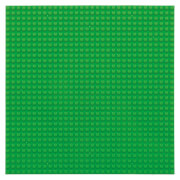 STACKABLE Baseplate (25x25 cm) green