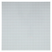 STACKABLE Baseplate (25x25 cm) light grey