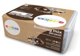 Box Building Mischfarben