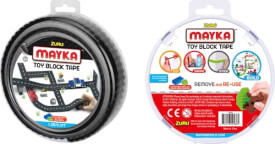 Mayka-Construction-Tape Large 1,2m ROAD