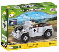 COBI 2187 VW TYPE 82 KUBELWAGEN