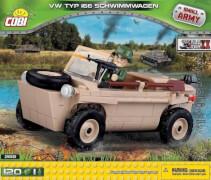 COBI 2188 VW 166 SCHWIMMWAGEN