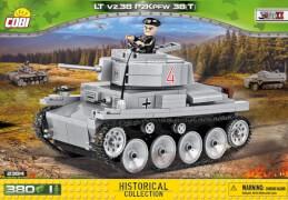 COBI 2384 LT VZ.38 PZKPFW 38 (T)