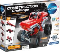 Clementoni Construction Challenge - Monster Trucks