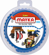 MAYKA TAPE - SMALL 1M 2 NOPPEN - BLAU
