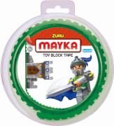 MAYKA TAPE - SMALL 1M 2 NOPPEN - GRÜN