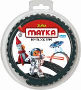 MAYKA TAPE - SMALL 1M 2 NOPPEN - SCHWARZ