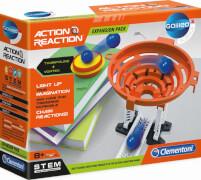 Clementoni Action & Reaction - Trampolin
