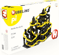 Hubelino Kugelbahn pi Marble Run Set XL