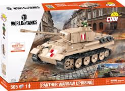 COBI PzKpfw V Panther - Warsaw Uprising