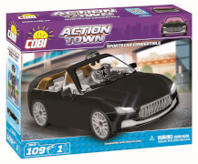 COBI 1803 SPORTS CAR CONVERTIBLE