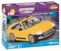 COBI 1804 SPORTS CAR CONVERTIBLE GTS