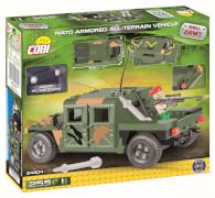 COBI 24304 NATO Armored All-Terrain Vehicle