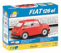 COBI 24531 MA#Y FIAT 126P 1994-1999
