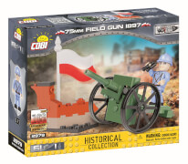 COBI 2979 75MM FIELD GUN 1897