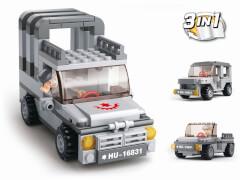 Sluban Jeep 3-in-1