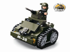 Sluban Panzerfahrzeug
