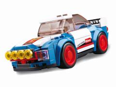 Sluban Rallye-Auto