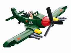 Sluban Alliierte Kampfflugzeuge