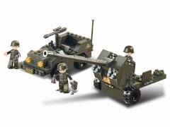 Sluban Panzerabwehrkanone