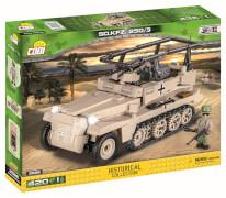 COBI 2526 Sd.kfz 250/3(DAK)