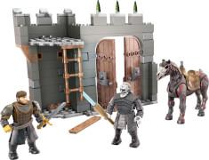 Mattel GMN73 Mega Construx Probuilder Game of Thrones Verteidigung von Winterfell