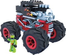 Mattel GVM27 Mega Construx Hot Wheels Monster Trucks Bone Shaker