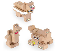 Abanico FabBRIX Farm Animals (3in1)
