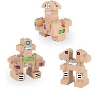Abanico FabBRIX Robots (3in1)