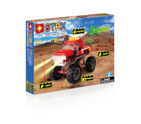 Abanico Light STAX Hybrid VEHICLES - Monster Truck (rot)