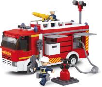 Wassertank-Lastwagen