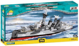 Cobi 4821 HMS BELFAST LIGHT CRUISE